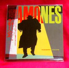 Ramones Pleasant Dreams JAPAN MINI LP CD WPCR-12727