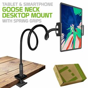 Tablet Mount And Cell Phone Holder for Apple iPad Pro Air Mini Samsung Tablets
