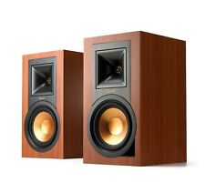 Klipsch R-15PM  Cherry Powered Speakers with Bluetooth & Turntable input