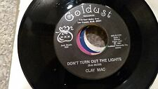 Southern Rock Clay Mac Randy Ray Don't Turn Out the Lights Goldust 5101 1981 VG+