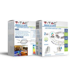LED Strip Light Kit RGB Set SMD5050 60 LEDs by V-TAC
