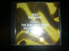 M&S Presents The Girl Next Door  Salsoul Nugget (If U Wanna) CD 3 tracks + VIDEO