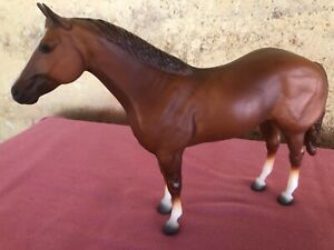 """Breyer Traditional #498  """"Progeny of Leo"""" - Ideal QH mold 1996 only"""