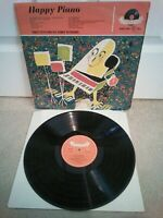 Crazy Otto ‎– Happy Piano Scarce Allemand Édition Ragtime Jazz LP 46 053 Lphm