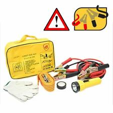 EMERGENCY FIRST AID Car Jump Start Kit Set
