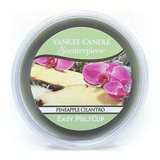 YANKEE CANDLE SCENTERPIECE EASY MELTCUP PINEAPPLE CILANTRO RICARICA