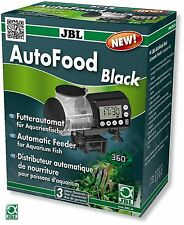 JBL 6061500 AutoFood Black Automatic Feeder for Aquarium Fish