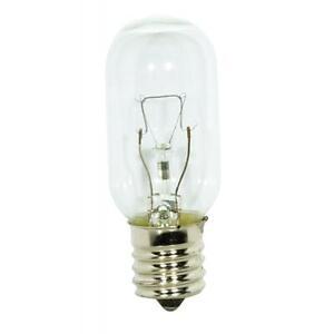 (10 Pack) Satco S3917 40-Watt T8 130-Volt 1/Card Intermediate Base Clear Bulb