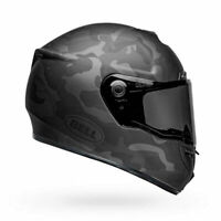 Bell SRT Full Face Motorcycle Helmet DOT - Stealth Matte Black - Size: Small