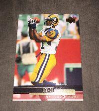 Amp Lee (Rams) #177 Upper Deck - 1999