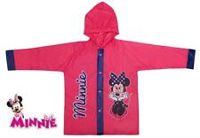 IMPERMEABILE MANTELLINA PVC MINNIE DISNEY 8 ANNI