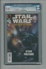 Star Wars Darth Vader and the Lost Command #2 CGC 9.6 NM+ Dark Horse Comics 2/11