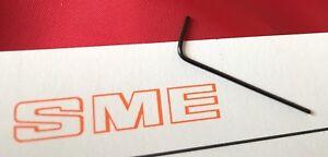 SME SERIES V 0.89MM AF HEXAGON WRENCH FOR SERIES V TONE ARMS BARND NEW SME PART