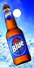 Corn Hole Graphic - Canadian Labatt Beer Bottle