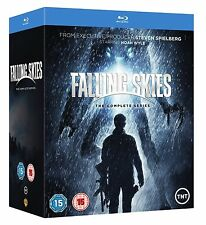 Falling Skies The Complete Series (Blu-ray) BRAND NEW!! Season 1 2 3 4 5