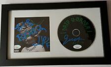 Lil Baby Gunna Signed Drip Harder CD Frame Cardi B Drake Young Thug 4pf money