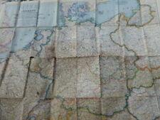 Landkarte, Deutschland, Germany