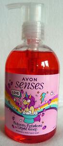 (100 ml = 2,00 €) Avon - Senses - Flüssigseife Einhorn