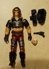 Vintage Hasbro 1984 Zartan (v1) 3 3/4 G.I. Joe complete