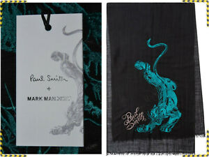 PAUL SMITH Scarf for Man UNTIL - 80 % PS06 TOD1
