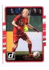 Arjen Robben 2016-17 Panini Donruss Soccer, Bayern Munich, Card # 33