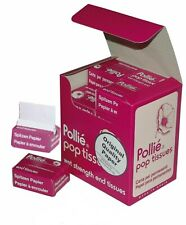 Pollie Pop Up Tissues Perm End Papers Individual 20 X 200 Sheet Full Box Salon