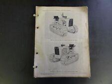 John Deere 1010 Series Crawler Tractor Parts Catalog Pc 727 67