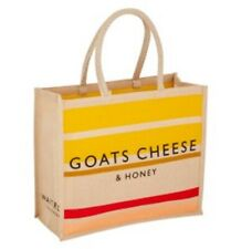 Waitrose Shopping Bag Juco Goats Cheese & Honey TOTE SHOPPER - NEW WITH TAGS