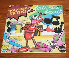 vinyle  nono générique série TV 45t original / Ulysse 31 / FR3 jeunesse disque 2
