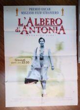 FILM- L'ALBERO DI ANTONIA,ANNO 1995-MANIFESTO ORIGINALE(100 X 140)N.72