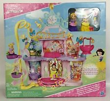 Disney Princess Little Kingdom Musical Moments Castle Play Set Belle Rapunzel