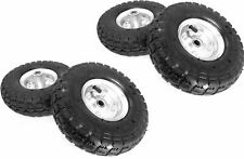 More details for replacement sack truck wheel pneumatic wheels 10 inch 250mm