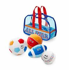Melissa Doug Sports Bag Fill and Spill Baby and Toddler Toy 2 Days Shipping