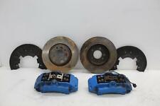 2007 VOLKSWAGEN TOUAREG Front Left & Right Brembo 6 Pot Brake Caliper & Disc Kit