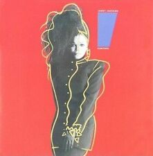 Control by Janet Jackson (CD, Mar-1986, A&M (USA))