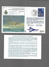 Concorde - Signed Military Cover - 1979