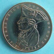5 DM Gedenkmünze, Friedrich der Große