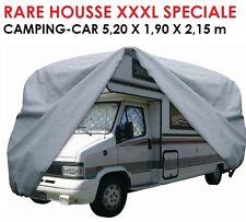 RARE! HOUSSE XXXL SPECIALE AMPING CAR CARAVANE CAMION! MODELE LUXE RETRO+POIGNE