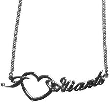 San Francisco Giants Heart Script Necklace