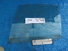 Porte fenêtre en verre N / S Passager arrière de BMW E36 d 325 tds turbo diesel