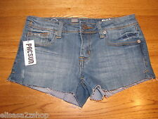 Fox Denim 97275 Shorts juniors womens women's 0 0/24 NWT 42.50 NWT *^