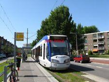 PHOTO  2008 NETHERLANDS  DEN HAAG LOOSDUINEN (ARNOLD SPOELPLEIN)  TRAM NO 4045 O