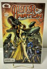 Alter Nation, Issue # 1B, Image Comics, 2004, Nm/Unread