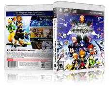 Kingdom Hearts HD 2.5 Remix - Replacement PS3 Cover and Case. NO GAME!!