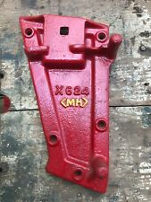 Massey Harris Antique Tractor Part Farm Cast Iron Original Part X624