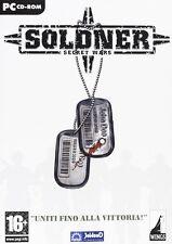 Soldner - Segret Wars PC CD-Rom