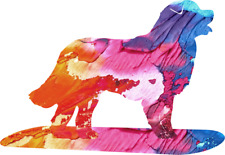 More details for bernese mountain dog ornament gift idea bmd statue art