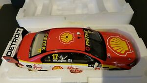 Authentic Collectables Shell V Power Racing Team
