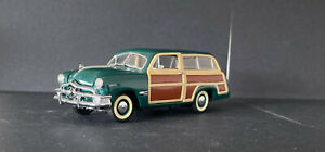 Franklin Mint 1950 Ford Woody Station Wagon 1:43 MIB