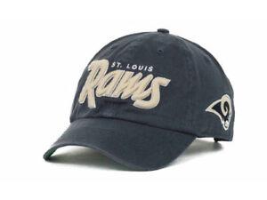 LA Los Angeles St. Louis Rams '47 Brand Modesto Snapback NFL Football Cap Hat